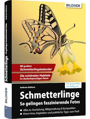 Schmetterlinge - so gelingen faszinierende Fotos