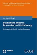 Deutschland Zwischen Reformstau Und Veranderung