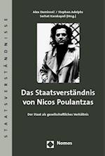 Das Staatsverstandnis Von Nicos Poulantzas