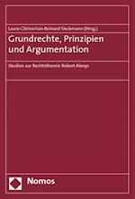 Grundrechte, Prinzipien Und Argumentation