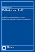 Methoden Zum Recht af Hans-Joachim Koch
