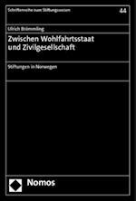 Zwischen Wohlfahrtsstaat Und Zivilgesellschaft (Schriftenreihe Zum Stiftungswesen, nr. 44)
