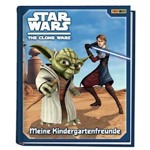 Star Wars The Clone Wars Kindergartenfreundebuch