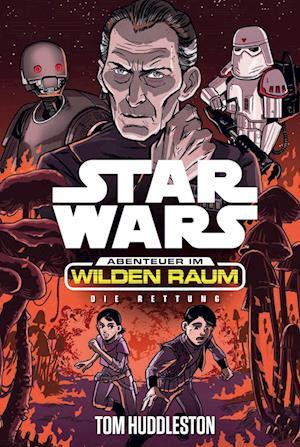 Star Wars Abenteuer im Wilden Raum 6: Die Rettung