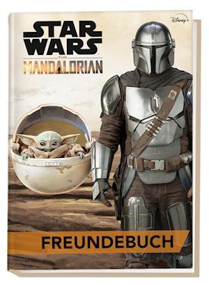 Star Wars The Mandalorian: Freundebuch