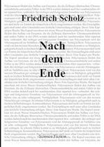 Nach Dem Ende af Friedrich Scholz