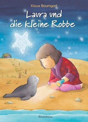 Laura und die kleine Robbe