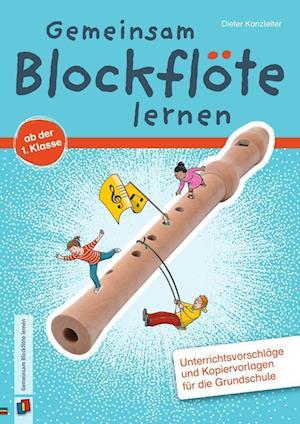 Gemeinsam Blockflöte lernen ab der 1. Klasse