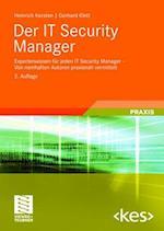 Der It Security Manager af Heinrich Kersten, Gerhard Klett