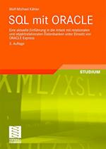 SQL Mit Oracle