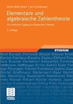 Elementare und algebraische Zahlentheorie af Stefan Muller-Stach