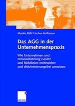 Das Agg in Der Unternehmenspraxis af Jochen Hoffmann, Monika Ruhl