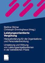 Leistungsorientierte Vergutung af Christoph Emmighaus, Bettina Dilcher, Christoph Emminghaus
