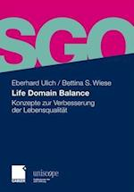 Life Domain Balance af Eberhard Ulich, Bettina S. Wiese
