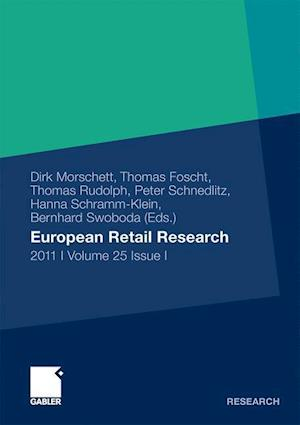 European Retail Research: 2011 - Volume 25 Issue I