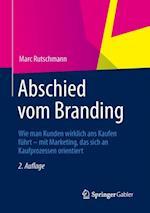 Abschied vom Branding af Marc Rutschmann