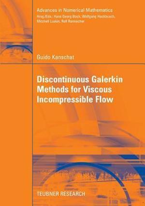 Discontinuous Galerkin Methods for Viscous Incompressible Flow