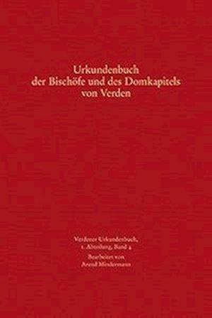 Urkundenbuch der Bischöfe und des Domkapitels von Verden