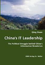 China's IT Leadership af Qing Duan