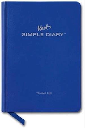 Ukendt format Keel's Simple Diary af Philipp Keel