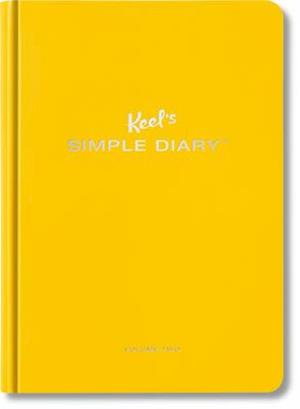 Keel's Simple Diary Volume Two (Vintage Yellow)