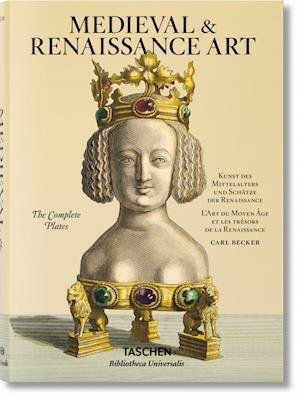 Bog, hardback Becker: Medieval & Renaissance Art af Carsten-Peter Warncke