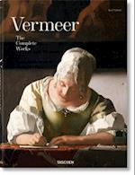 Jan Vermeer. Complete Paintings