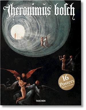 Bog, ukendt format Bosch Poster Set af Taschen