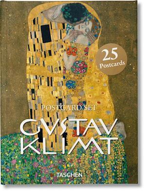 Klimt. Postcard Set