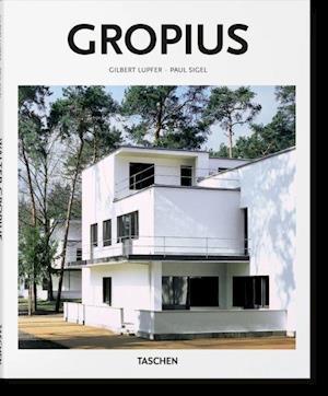 Bog, hardback Gropius