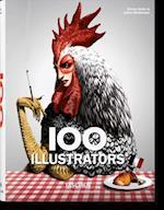 100 Illustrators 2 Volume Set
