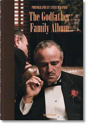 Bog, hardback The Godfather Family Album af Steve Schapiro