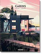 Cabins af Philip Jodidio