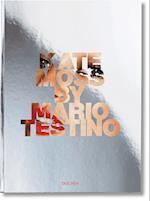 Kate Moss af Mario Testino