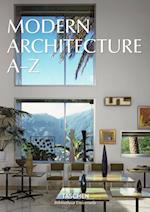 Modern Architecture A-Z af Taschen