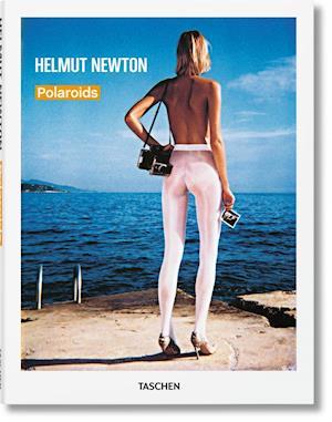 Bog, paperback Newton. Polaroids af Helmut Newton