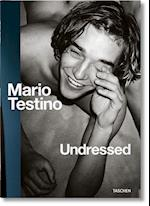Mario Testino Undressed af Mario Testino