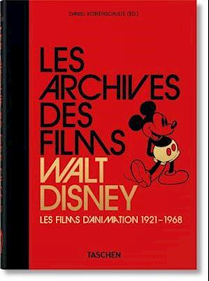Les Archives Des Films Walt Disney. Les Films d'Animation - 40th Anniversary Edition