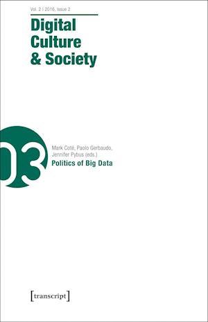 Bog, paperback Digital Culture & Society
