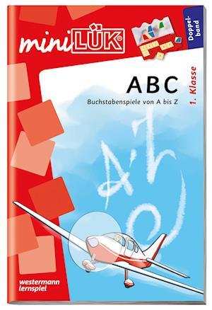miniLÜK. ABC: Buchstabenspiele von A-Z