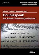Doublespeak af Matthew Feldman