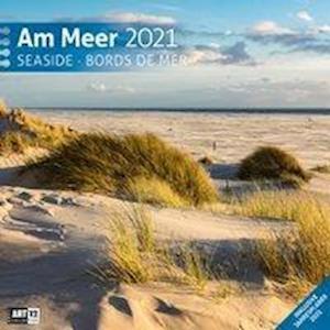 Am Meer 2021 Broschürenkalender.