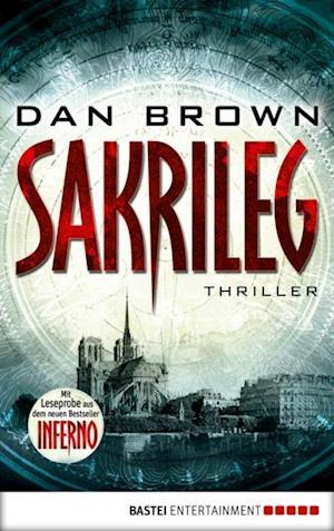 Sakrileg - The Da Vinci Code af Dan Brown