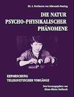 Die Natur Psycho-Physikalischer Phanomene