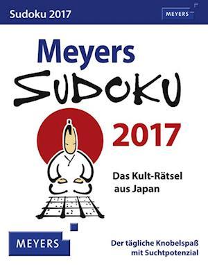 Bog, ukendt format Meyers Sudoku Wissenskalender: Das Kult-Rätsel aus Japan af Harenberg kalender 2017