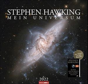 Stephen Hawking Wandkalender 2022