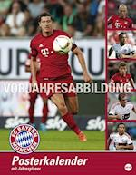 FC Bayern München Posterkalender (Heye kalender 2017)