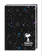 Peanuts 17 Monatskalenderbuch A6 (Heye kalender 2017)