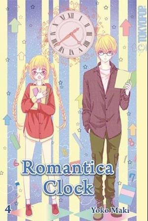 Romantica Clock 04