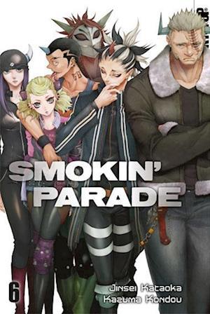 Smokin' Parade 06